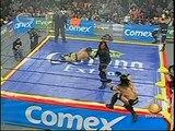 AAA-Sin Limite  2009.08.07  Zacapuaxtla  04 Charly Manson & El Mesias vs. Chessman & Cibernetico