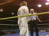 Undertaker as Mean Mark Callous vs Kerry von Eric in WCCW