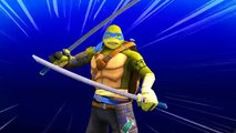 Légende quête adolescent tortues Mutant ninja vision leonardo