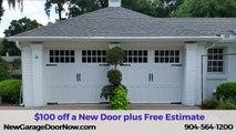 DnD Garage Doors vs New Garage Door Now|5 Star Rated| 904-564-1200