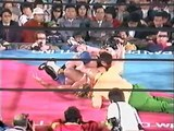 Kerry Von Erich vs Jumbo Tsuruta for NWA World Titel  (5-23-84)