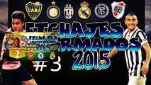 FICHAJES CONFIRMADOS O POSIBLES FICHAJES FIFA 16 | FUT 15