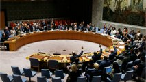 U.N. Security Council Votes To Increase Sanctions On North Korea