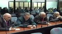 Argentinos condenados por crimes contra a humanidade