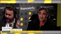 """Fabrice Angéi : """"On sera largement au-dessus des 10 000 personnes"""" à Paris"""