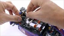Construire course course Vitesse Lego technic 42048 kart lego