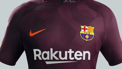 Das dritte Trikot des FC Barcelona