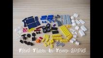 Building a simple LEGO Truck using Classic 10696 (レゴ:トラックの作り方)