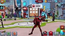 Symbiote Spider-Man & Venom VS Carnage Boss Battle!