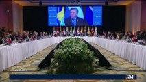Benyamin Netanyahou: sa première visite en Amérique Latine a été dominée par le souvenir