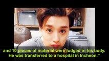 U KISS Kiseop Severely Burned & Injured While Filming   Currently Hospitalized