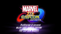 Marvel vs. Capcom: Infinite - Carol Danvers - Costume