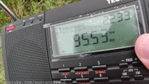 Found very good hill to DX at Abersoch FM radio band scan with Irish stations in North Wales