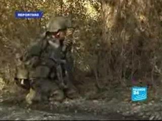 Le GCM en Afghanistan (France 24: L'Enfer Afghan)