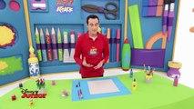 Art Attack - Têtes Changeantes - Disney Junior - VF