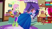 Boîte de Équestrie filles dans amour serpent histoire le le le le la se transforme Animation mlp 2017