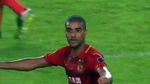 Alan second Goal HD - Guangzhou Evergrande (Chn) 2-0 Shanghai SIPG (Chn) 12.09.2017
