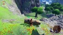 LINK BE LOOKING ALL SEXY FOR ZELDA! | The Legend of Zelda BOTW GamePlay | 20 Min