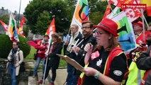 Code du travail. Près de 2.500 manifestants à Quimper : les syndicats satisfaits