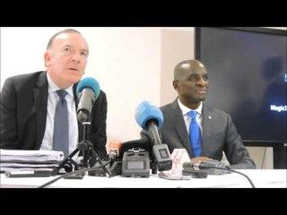 Conférence de presse MEDEF CGECI Abidjan