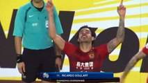 Ricardo Goulart Goal HD - Guangzhou Evergrande (Chn)4-0Shanghai SIPG (Chn) 12.09.2017