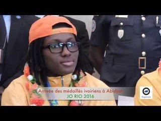 Entrée triomphale de Cissé et Gbagbi à Abidjan (Vidéo)