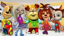 Коллекция киндер сюрприз на русском языке от Кати и Макса: Лунтик, Маша и Медведь, Май Литл Пони