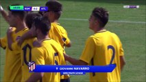 0-2 Giovanni Navarro Goal UEFA Youth League  Group C - 12.09.2017 AS Roma Youth 0-2 Atlético...