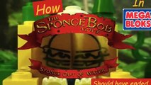How Spongebob Sponge Out of Water Should have ended in Mega Bloks