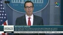 Gob. de EEUU y sus intentos por desestabilizar la economía venezolana