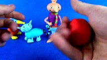 Bob the Builder - Play Doh - Bob, Wendy, Spud, Pilchard and bird! Play with TheSurpriseEggs