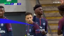 2-3 Timothy Weah Goal UEFA Youth League  Group B - 12.09.2017 Celtic FC Youth 2-3 Paris SG Youth