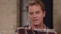 Michael Shannon Speaks in Bizarre Voice While Discussing in His in 'The Shape of Water' Role   TIFF 2017