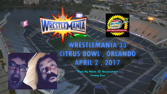 Vlog- Wrestlemania 33 in review