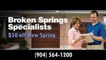 Garage Door Springs Baymeadows fl, $50 off NOW!, BaymeadowsJ Garage Door Springs