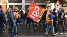 Près de 300 personnes mobilisées contre la loi travail