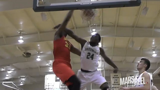 6'10 DAVID McCORMACK IS A MONSTER   OFFICIAL JUNIOR SEASON MIX!