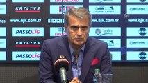 Beşiktaş Teknik Direktörü Güneş Gruptaki Dört Takım İçinde En İyi Futbolu Oynamak İstiyoruz