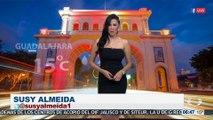 Susana Almeida Pronostico del Tiempo 12 de Septiembre de 2017