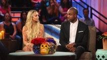 Corine Olympios & DeMario Jackson Reunite on 'Bachelor in Paradise' Finale | THR News