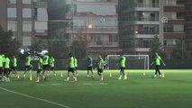 Aytemiz Alanyaspor, Fenerbahçe Maçı Hazırlıklarına Başladı