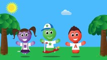 Alphabet Song (Official Alphabet Music Video by Have Fun Teaching) Phonics Song   ABC Song