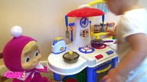 TOY Kitchen Set Cooking Playset for children– Cooking toys set for kids girls�