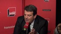 """Thierry Solère : """"J'ai porté plainte contre le Canard Enchaîné parce qu'ils ont écrit n'importe quoi."""""""