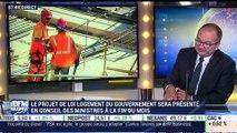 """Loi logement: """"Il faut surtout ne pas changer ce qui fonctionne"""", Jacques Chanut - 13/09"""