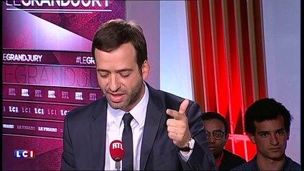 Eric Ciotti, l'invité de l'émission #LeGrandJury RTL/LCI/Le Figaro