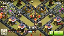 Earthquake Spell vs Jump Spell - Why I choose Earthquake - Clash of Clans Strategy