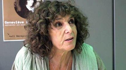 Entrevue avec Geneviève Brisac