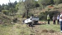 Kastamonu'da Öğretmenler Okula Giderken Kaza Yaptı: 1 Ölü, 2 Yaralı
