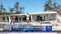 Etats-Unis: 90% des maisons des Keys en Floride touchées ou détruites par l'ouragan Irma - VIDEO